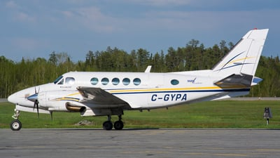 A picture of CGYPA - Beech 100 King Air - Max Aviation - © Jean-Philippe Richard