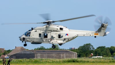 N-317 - NH Industries NH-90NFH - Netherlands - Navy