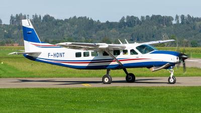 F-HDNT - Cessna 208B Grand Caravan - Private