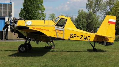 SP-ZWC - PZL-Mielec M-18B Dromader - Private