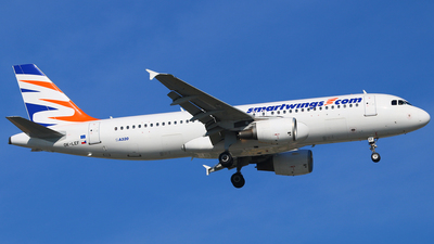 OK-LEF - Airbus A320-214 - SmartWings