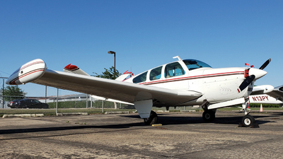 N555BC - Beechcraft B35 Bonanza - Private