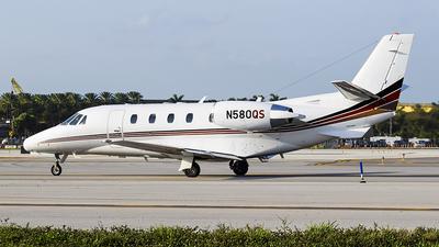 N580QS - Cessna 560XL Citation Excel - NetJets Aviation
