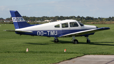 OO-TMU - Piper PA-28-161 Warrior III - Ben Air Flight Academy