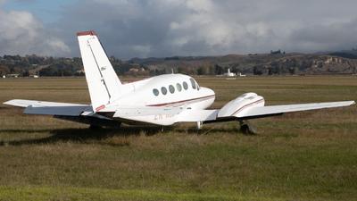 ZK-WLG - Cessna 421C Golden Eagle - Private