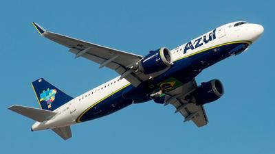 A picture of PRYRK - Airbus A320253N - Azul Linhas Aereas - © Renan Araújo