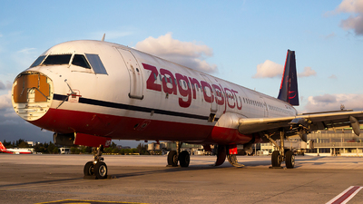 YI-AQU - Airbus A321-231 - Zagrosjet