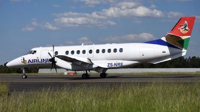 ZS-NRE - British Aerospace Jetstream 41 - Airlink
