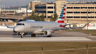 A picture of N241NN - Embraer E175LR - American Airlines - © steve