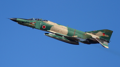 57-6909 - McDonnell Douglas RF-4E Kai - Japan - Air Self Defence Force (JASDF)
