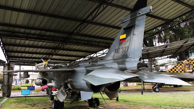 FAE327 - Sepecat Jaguar ES - Ecuador - Air Force