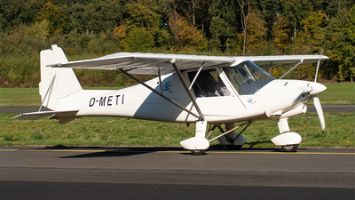 D-METI - Ikarus C-42 - Private