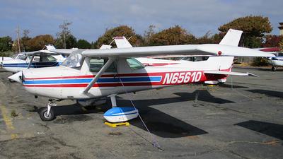 N65610 - Cessna 152 - Private