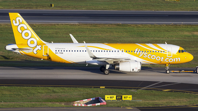A picture of 9VTRN - Airbus A320232 - Scoot - © JC_AM