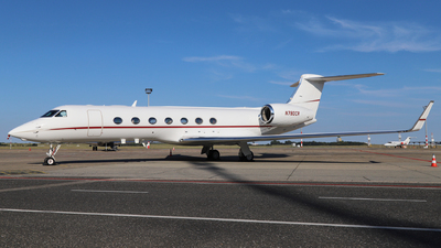 N780CR - Gulfstream G550 - Private