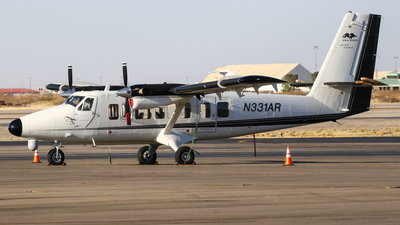 N331AR - De Havilland Canada DHC-6-300 Twin Otter - Private