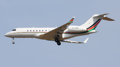 EJ-SAID - Bombardier BD-700-1A11 Global 5000 - Private
