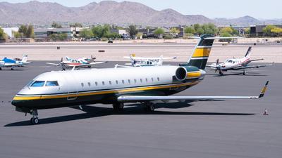 N321EA - Bombardier CRJ-200LR - Elite Airways