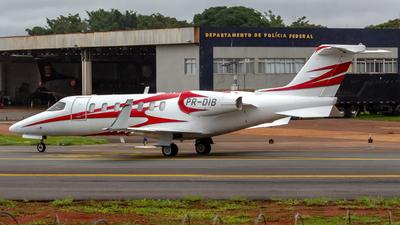 A picture of PRDIB - Learjet 40 - [452081] - © @brasiliaspotter