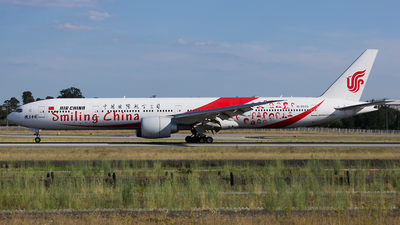 B-2033 - Boeing 777-39LER - Air China