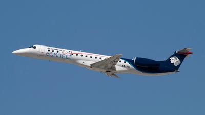 XA-XLI - Embraer ERJ-145LU - Aeroméxico Connect (Aerolitoral)