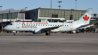 C-FUJE - Embraer 170-200SU - Air Canada Express (Sky Regional Airlines)