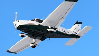 C-GQJW - Piper PA-28-161 Cherokee Warrior II - Private