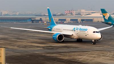 5H-TCJ - Boeing 787-8 Dreamliner - Air Tanzania