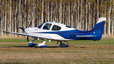 VH-IXB - Cirrus SR22 - Cirrus Design Corporation