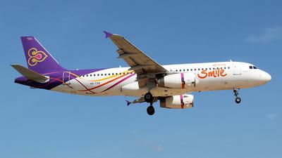 HS-TXD - Airbus A320-232 - Thai Smile