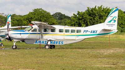 PP-AMX - Cessna 208B Grand Caravan - Amazonaves Taxi Aéreo