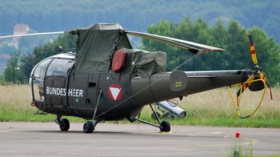 3E-KJ - Aérospatiale SA 316B Alouette III - Austria - Air Force