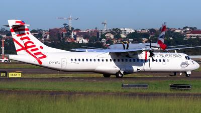 VH-VPJ - ATR 72-212A(600) - Virgin Australia Regional Airlines