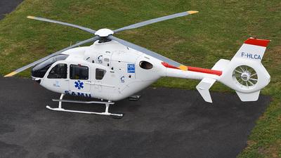 F-HLCA - Eurocopter EC 135T2 - SAF Hélicoptères - Service Aérien Français