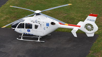 A picture of FHLCA - Eurocopter EC135 T2 - [0244] - © bruno muthelet