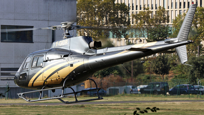 F-GIDR - Eurocopter AS 350 Ecureuil - Private