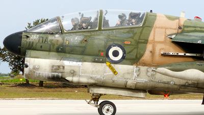 156767 - LTV A-7H Corsair II - Greece - Air Force