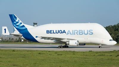 A picture of FGSTA - Airbus A300608ST Beluga - Airbus Transport International - © Martin Rogosz