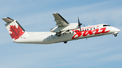 C-FJXZ - Bombardier Dash 8-311 - Air Canada Jazz