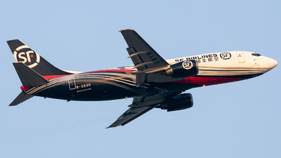 B-2630 - Boeing 737-36E(SF) - SF Airlines