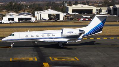 N77FK - Gulfstream G-IV(SP) - Private