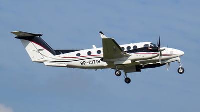 RP-C1719 - Beechcraft B300 King Air 350 - Private
