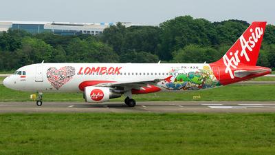 A picture of PKAXU - Airbus A320216 - AirAsia - © Ridho Maulana