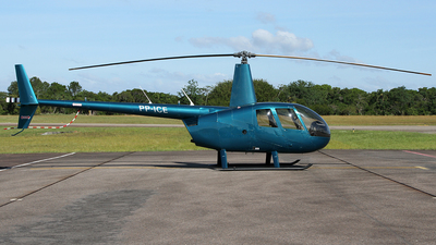 PP-ICE - Robinson R44 Raven II - Private