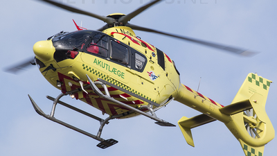 LN-OOV - Eurocopter EC 135P2+ - Norsk Luftambulanse