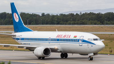 EW-282PA - Boeing 737-3Q8 - Belavia Belarusian Airlines
