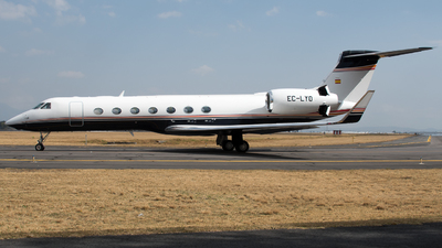 EC-LYO - Gulfstream G550 - Executive Airlines