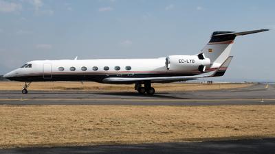 A picture of ECLYO - Gulfstream G550 - [5430] - © Juan Carlos Alvarez