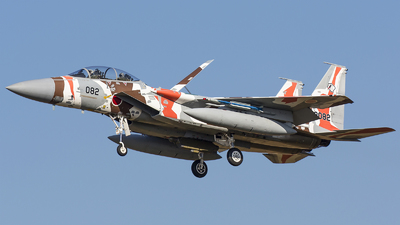 32-8082 - McDonnell Douglas F-15DJ Eagle - Japan - Air Self Defence Force (JASDF)