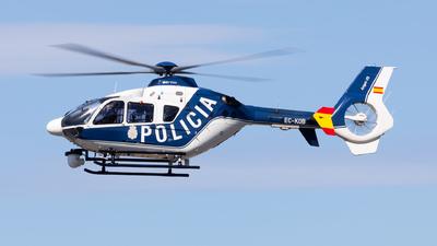 EC-KOB - Eurocopter EC 135P2+ - Spain - National Police